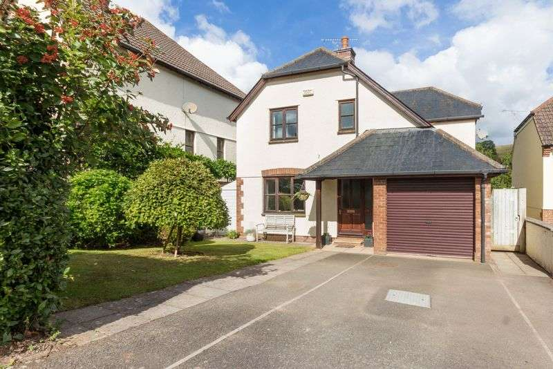 3 Bedrooms Detached House for sale in Thornes Meadow, Dunchideock, Exeter