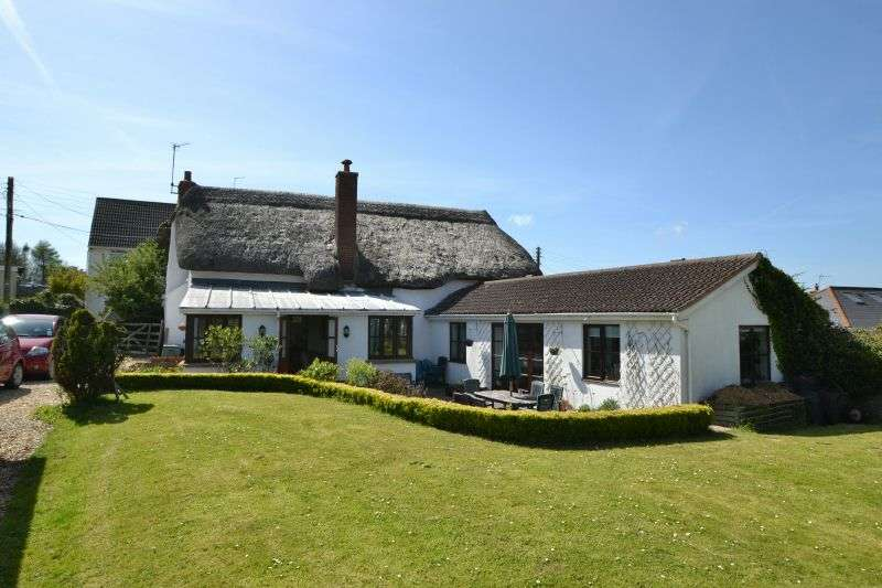 5 Bedrooms Cottage House for sale in MAUNDERS HILL, OTTERTON, NR EXETER, DEVON