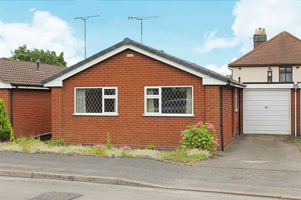 2 Bedrooms Detached Bungalow for sale in Freshfield Close, Allesley, Coventry