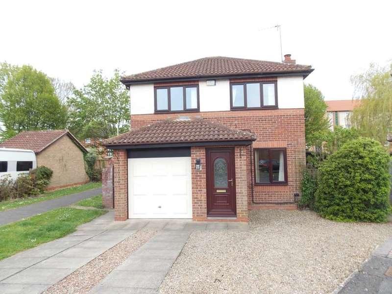 3 Bedrooms Detached House for sale in Westerhope Court Faverdale Darlington