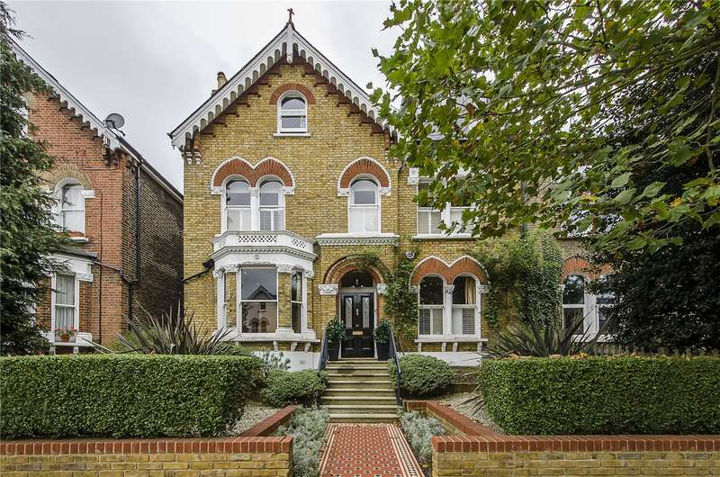 5 Bedrooms House for sale in Marmora Road, London, SE22