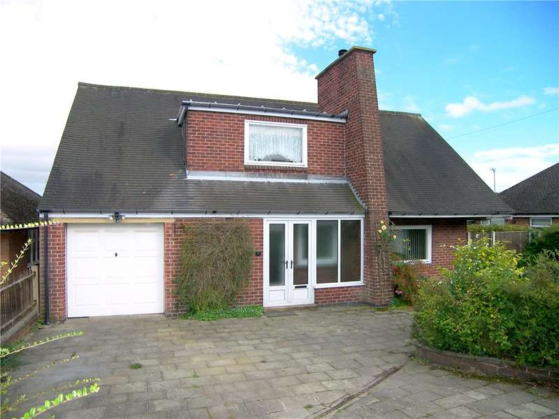3 Bedrooms Detached House for sale in Birchwood Lane, South Normanton, Alfreton, Derbyshire, DE55