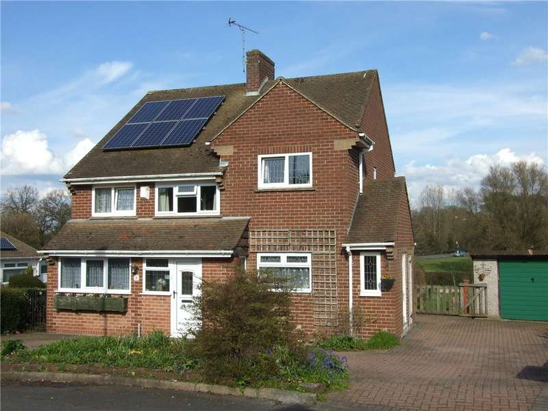 3 Bedrooms Detached House for sale in Tufnell Gardens, Mackworth, Derby, DE22