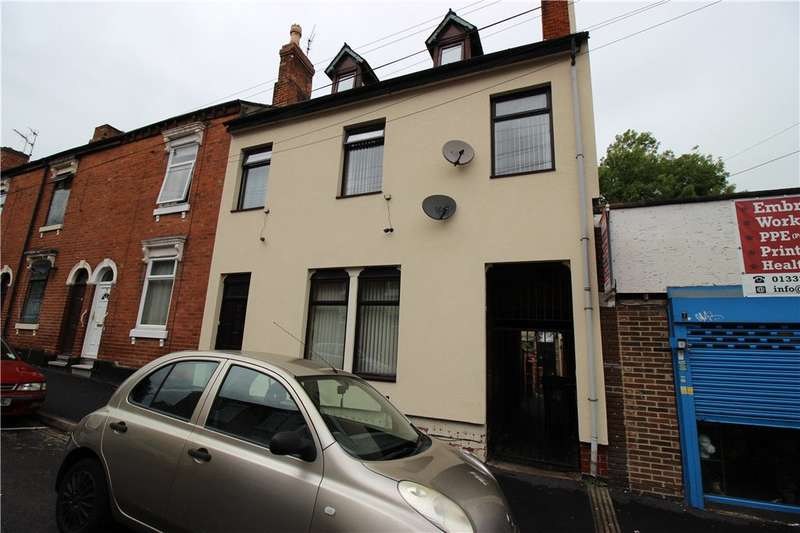 5 Bedrooms End Of Terrace House for sale in Belgrave Street, Derby, Derbyshire, DE23