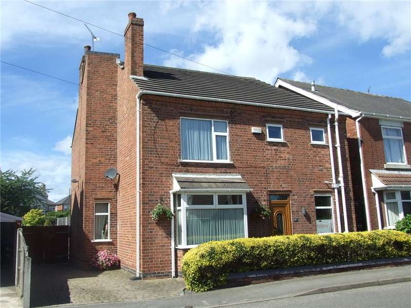 3 Bedrooms Detached House for sale in Alfreton Road, Codnor, Ripley, DE5