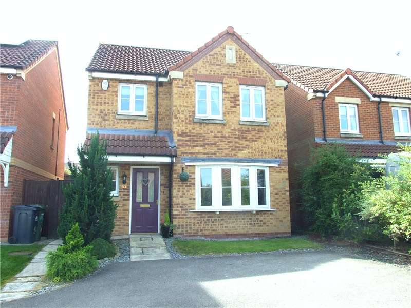 3 Bedrooms House for sale in Kedleston Drive, Heanor, Derbyshire, DE75