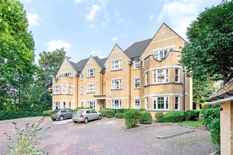 2 Bedrooms Flat for sale in Trinity Court, 130 Hempstead Road, Watford, Hertfordshire, WD17