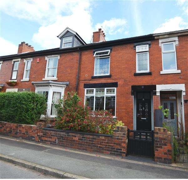 3 Bedrooms Town House for sale in Princes Road, Penkhull, Stoke on Trent