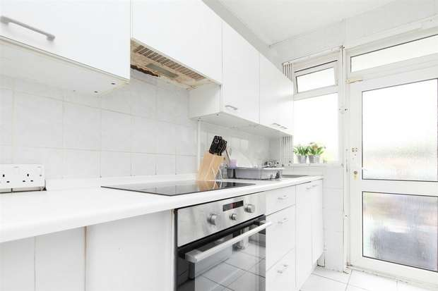 2 Bedrooms Flat for sale in Vale Court, The Vale, Acton