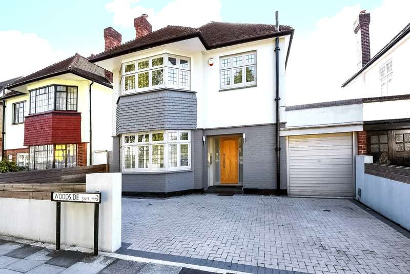 4 Bedrooms House for sale in Woodside, Wimbledon, SW19