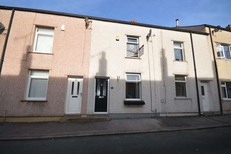 3 Bedrooms Property for sale in Collins Terrace, Maryport, CA15