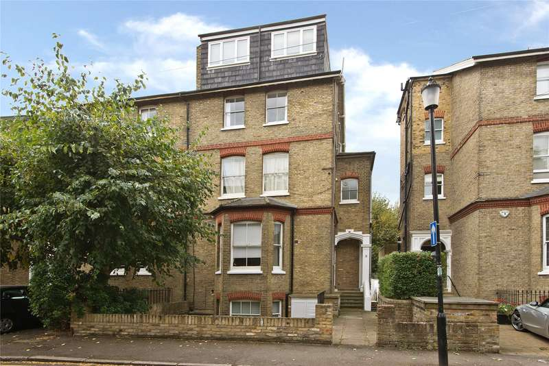 2 Bedrooms Flat for sale in Homefield Road, Wimbledon Village, London, SW19