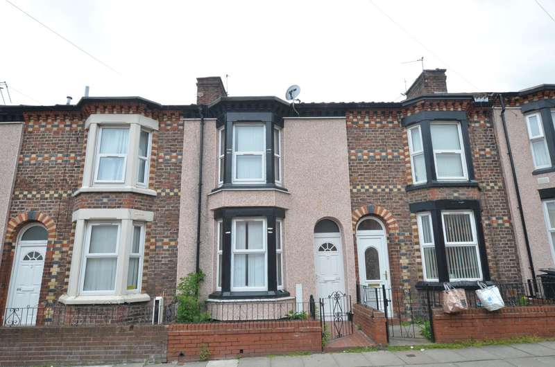 2 Bedrooms Terraced House for sale in Burns Street, Bootle, Sefton, L20