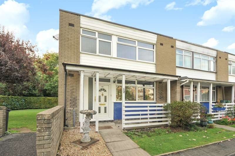 3 Bedrooms End Of Terrace House for sale in Iris Court, Nursery Road, Pinner, Middlesex, HA5