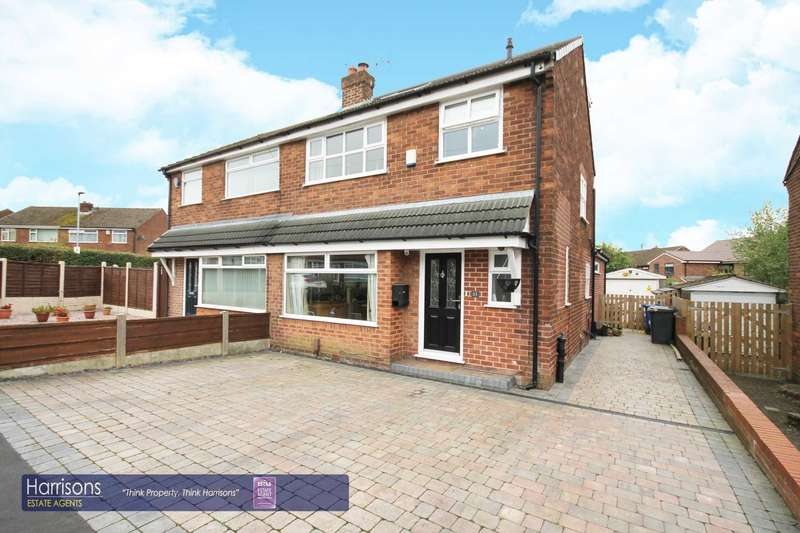 4 Bedrooms Semi Detached House for sale in Upton Road, Atherton, Manchester, Greater Manchester.