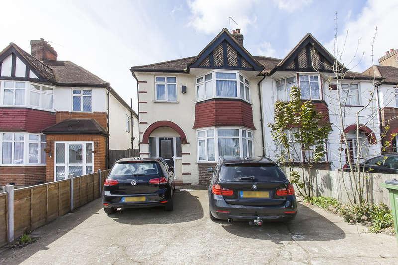 3 Bedrooms Semi Detached House for sale in Sidcup Road, London, SE9 3AF