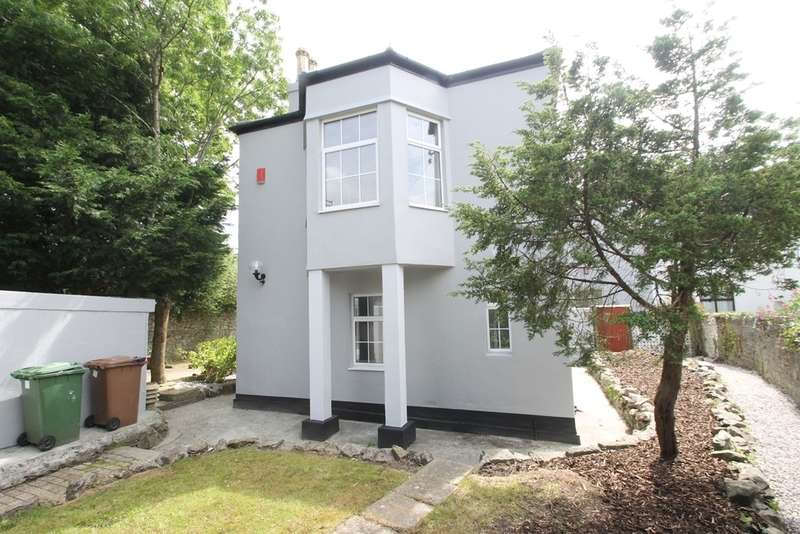 4 Bedrooms End Of Terrace House for sale in Mannamead