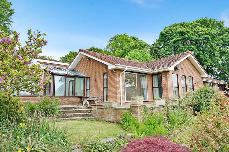 3 Bedrooms Detached Bungalow for sale in Scarsdale Ridge, Bardsey, Leeds