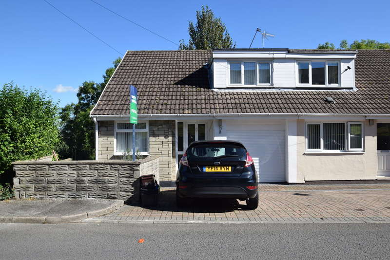 3 Bedrooms Semi Detached Bungalow for sale in 20 Cefn Glas Road, Bridgend, Bridgend County Borough