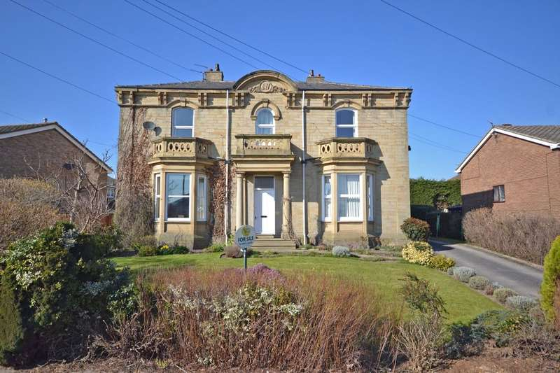 2 Bedrooms Flat for sale in Cavewell Gardens, Ossett