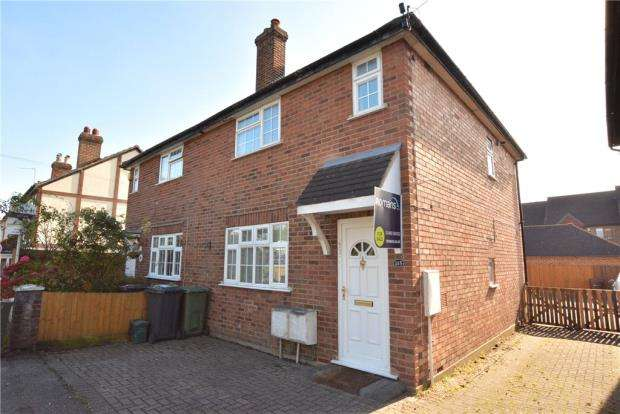 1 Bedroom Maisonette Flat for sale in Stoughton Road, Guildford, Surrey