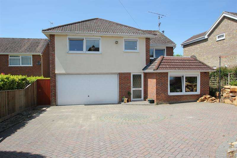 5 Bedrooms Detached House for sale in Margards Lane, Verwood