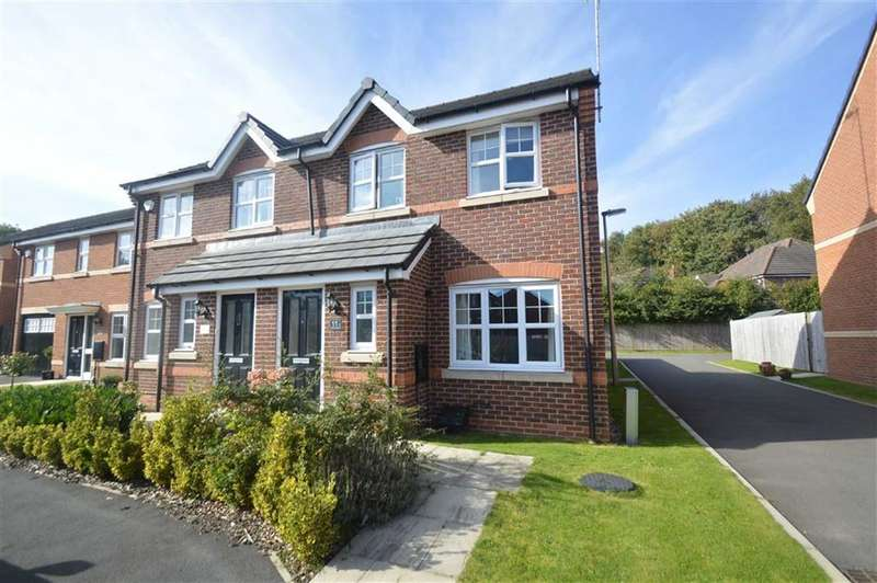 3 Bedrooms Property for sale in Blueberry Way, Macclesfield