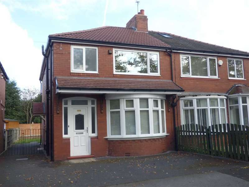 3 Bedrooms Property for sale in Uplands, Alkrington, Manchester, M24