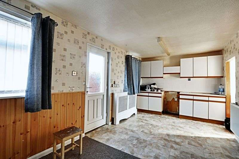 3 Bedrooms Terraced House for sale in Borthwick Close, Bransholme