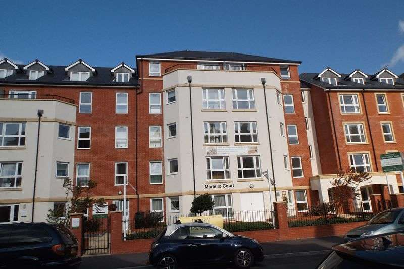 1 Bedroom Flat for sale in Martello Court, 3-15 Jevington Gardens, Eastbourne: One bed first floor retirement apartment
