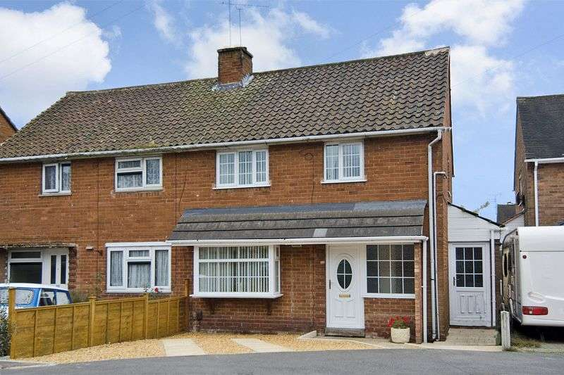 3 Bedrooms Semi Detached House for sale in Clockmill Road, Pelsall, Walsall