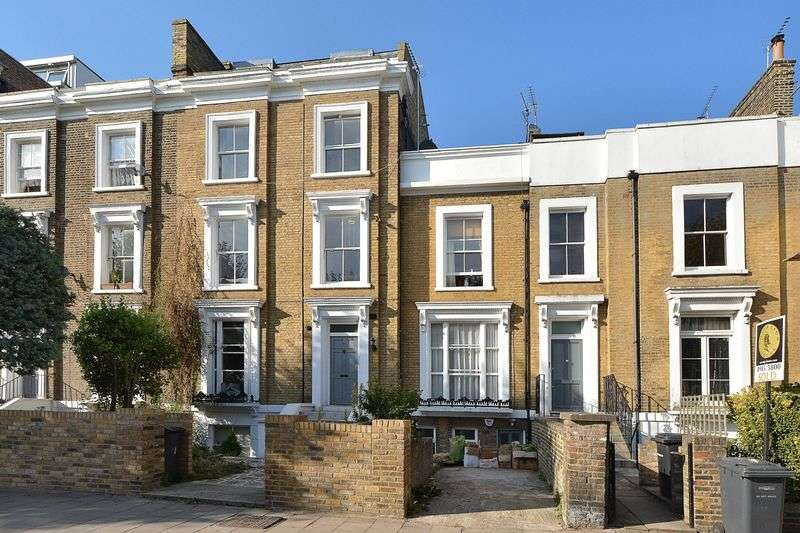2 Bedrooms Flat for sale in King Edward's Road, London E9