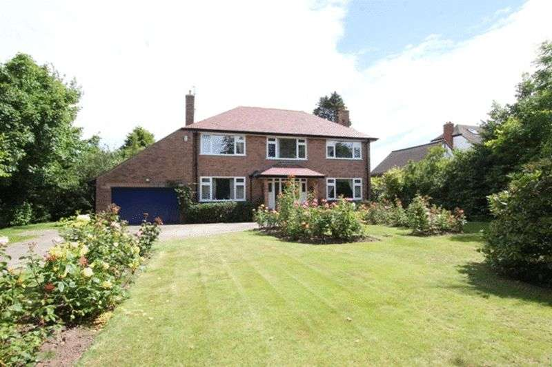4 Bedrooms Detached House for sale in Links Hey Road, Caldy, Wirral
