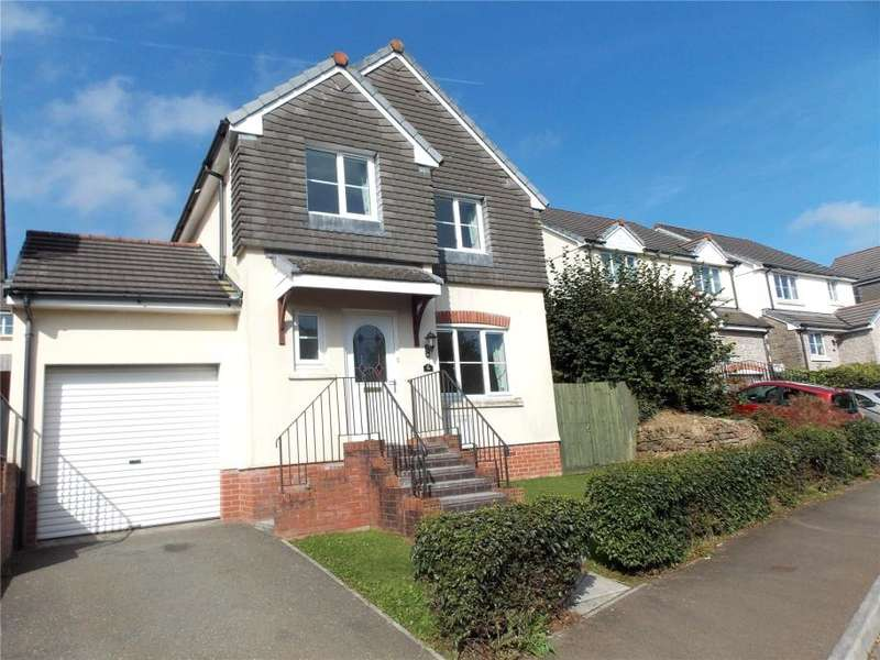 3 Bedrooms Detached House for sale in Retallick Meadows, St Austell