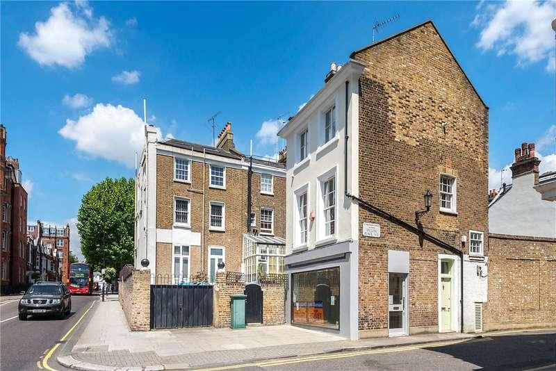 2 Bedrooms Maisonette Flat for sale in Kensington Church Street, London, W8