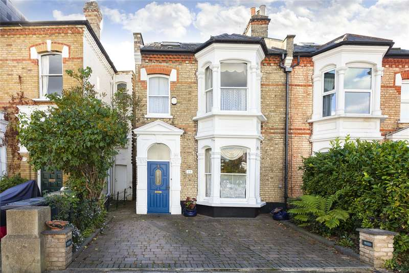 4 Bedrooms Semi Detached House for sale in Palace Road, Crouch End, London, N8