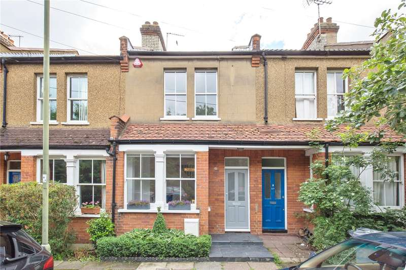 2 Bedrooms Terraced House for sale in Old Fold Lane, Barnet, EN5