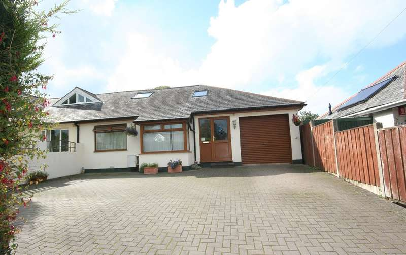 4 Bedrooms Bungalow for sale in The Burrows, Flood Street, Stoke Gabriel, Totnes