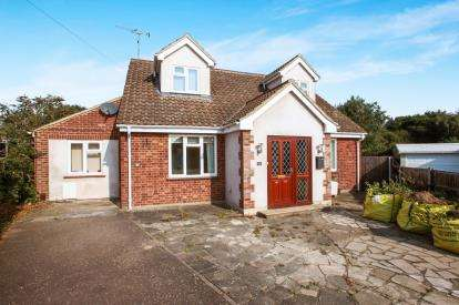 4 Bedrooms Bungalow for sale in Chelmsford, Essex