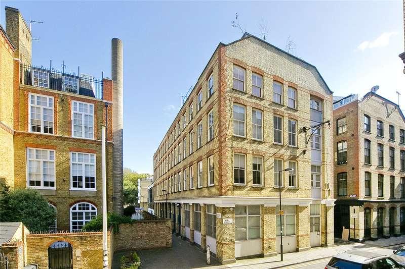 2 Bedrooms Flat for sale in Dufferin Avenue, Clerkenwell, EC1Y