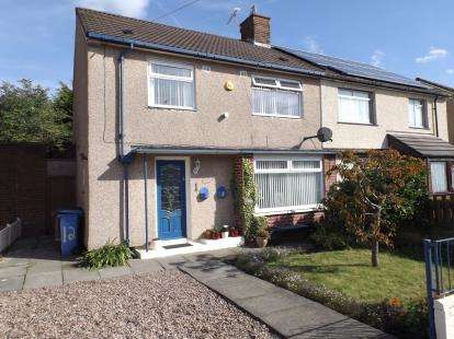 3 Bedrooms Semi Detached House for sale in Farrier Road, Kirkby, Liverpool, Merseyside, L33