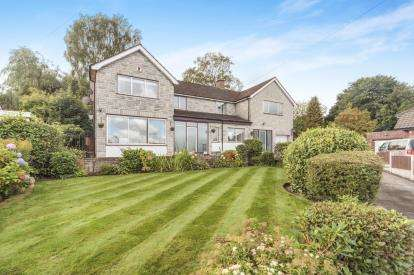 5 Bedrooms Detached House for sale in The Meadows, Rainhill, Merseyside, L35