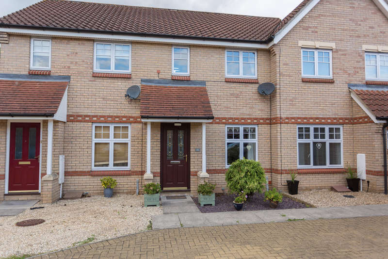 2 Bedrooms Terraced House for sale in Evans Way, Norwich
