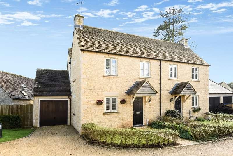 3 Bedrooms Semi Detached House for sale in Birdlip