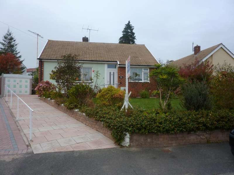 2 Bedrooms Detached House for sale in Bryn Marl, Llandudno Junction, Conwy, LL31 9BZ
