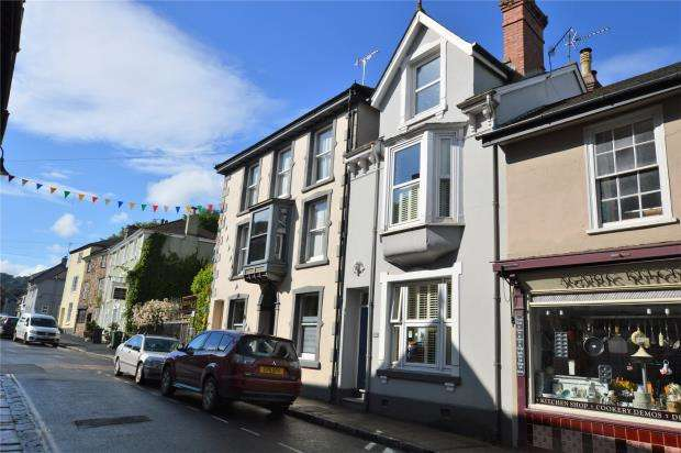 3 Bedrooms Terraced House for sale in North Street, Ashburton, Newton Abbot, Devon