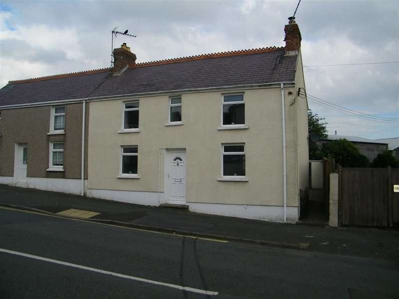 2 Bedrooms Property for sale in Upper Hill Street, Hakin, Milford Haven