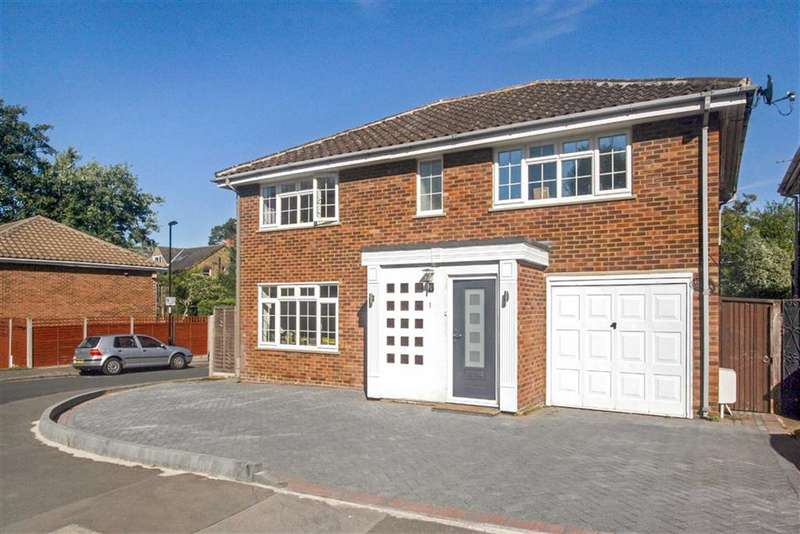 4 Bedrooms Property for sale in Paul Gardens, East Croydon, Surrey