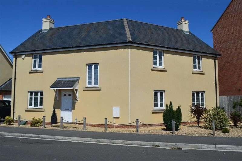 4 Bedrooms House for sale in Thompson Way, West Wick