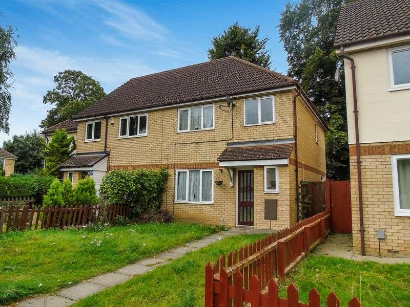 3 Bedrooms Terraced House for sale in Martin Way, Letchworth Garden City